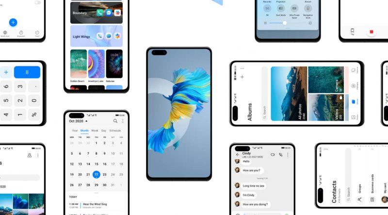 kiedy aktualizacja nakładki HarmonyOS 3.0 EMUI 12 Huawei