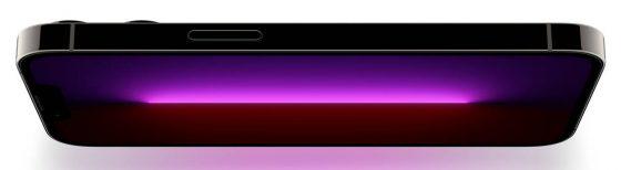 Apple iPhone 13 Pro ekran ProMotion odświeżanie 120 Hz aplikacje