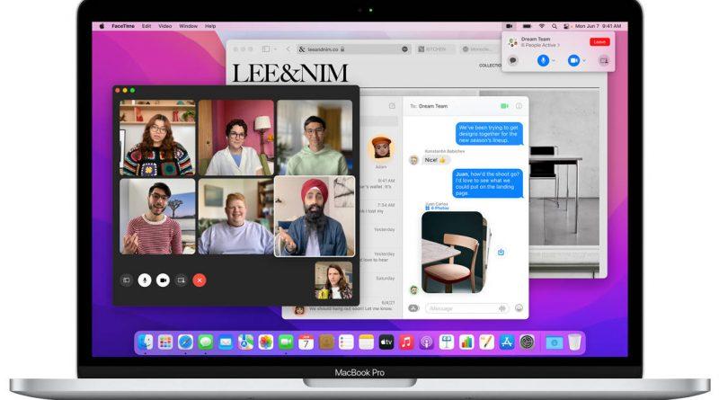 kiedy macOS 12 Monterey RC beta Apple Mac co nowego nowości zmiany