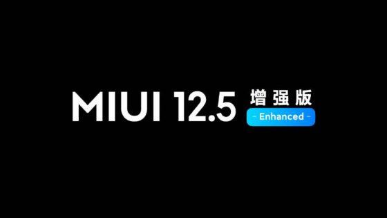 aktualizacja MIUI 12.5 Enhanced Edition dla Redmi Note 10 9 8 kiedy