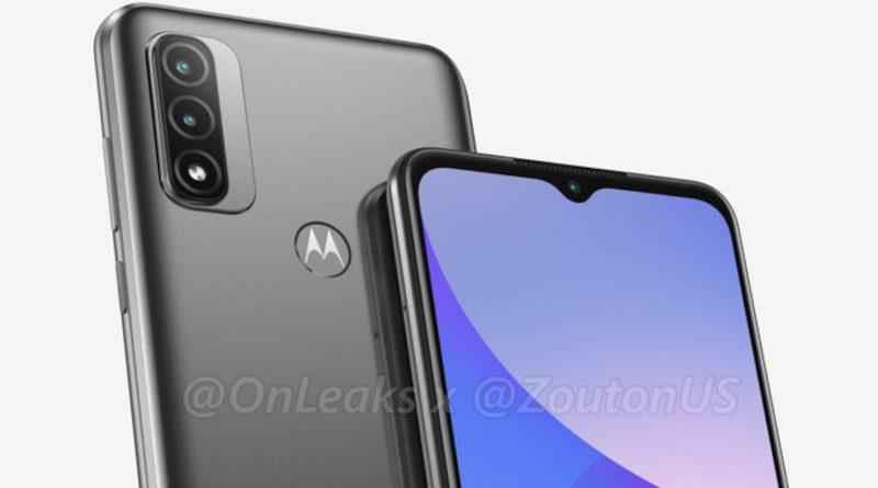 rendery Motorola Moto G Pure specyfikacja techniczna