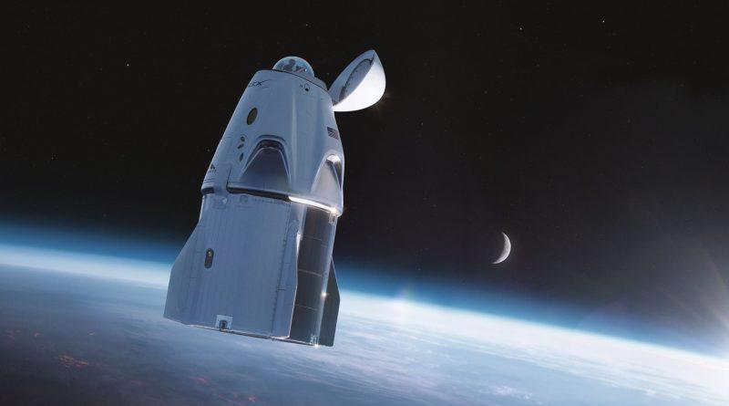 kosmiczna turystyka SpaceX kapsuła Dragon Cupola misja Inspiration4