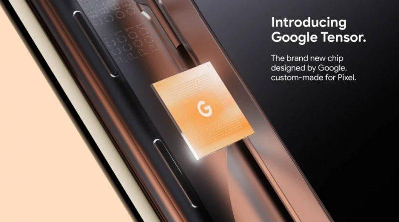 Google Pixel 6 Pro benchmarki Geekbench Tensor