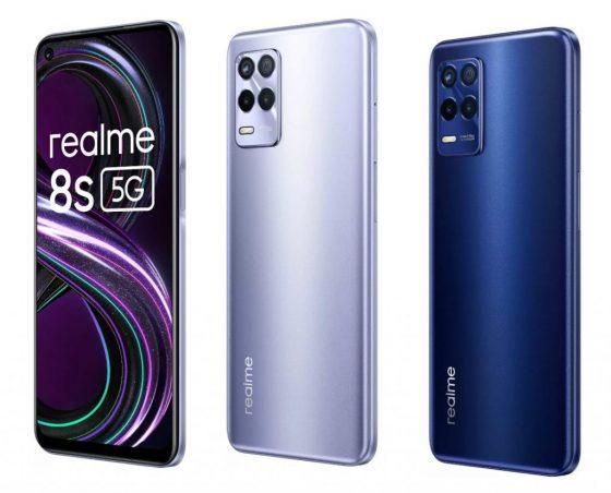 premiera Realme 8s 5G cena specyfikacja techniczna opinie hdzie kupić najtaniej w Polsce