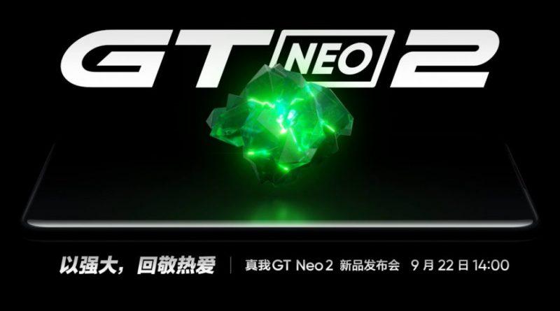 kiedy data premiery Realme GT Neo 2 cena specyfikacja techniczna