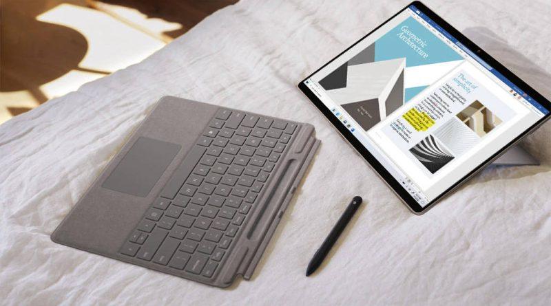 kiedy Microsoft Surface Pro 8 cena specyfikacja techniczna Windows 11