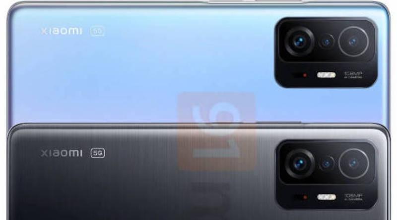 kiedy Xiaomi 11T Pro rendery specyfikcja techniczna plotki przecieki