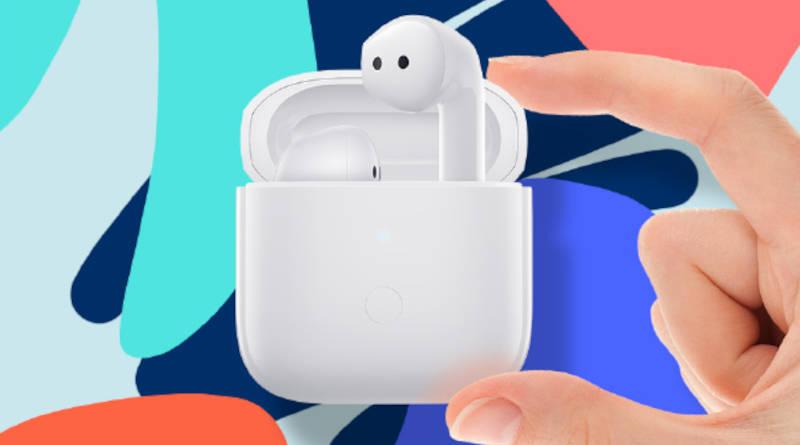 słuchawki bezprzewodowe Redmi Buds 3 cena opinie specyfikacja techniczna