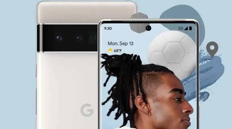 kiedy premiera Google Pixel 6 cena specyfikacja techniczna wideo