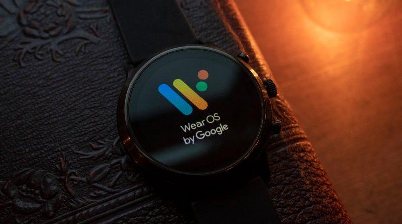 Google Wear OS na smartwatche