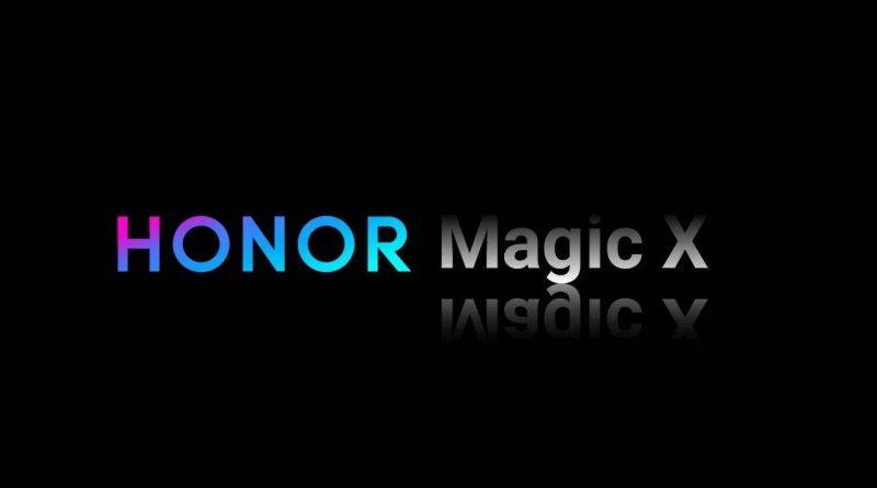 kiedy składany smartfon Honor Magic X cena specyfikacja techniczna