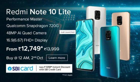 premiera Redmi Note 10 Lite cena specyfikacja techniczna opinie gdzie kupić najtaniej w Polsce