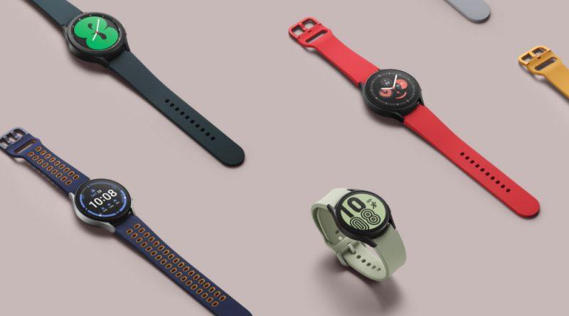 Samsung Galaxy Watch 4 aktualizacja nowe tarcze wykrywanie upadku