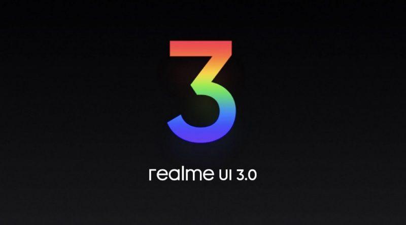kiedy Realme UI 3.0 nakładka Android 12 Realme GT