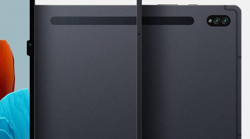 kiedy Samsung Galaxy tab S8 Ultra cena specyfikacja techniczna tablety 2022 notch