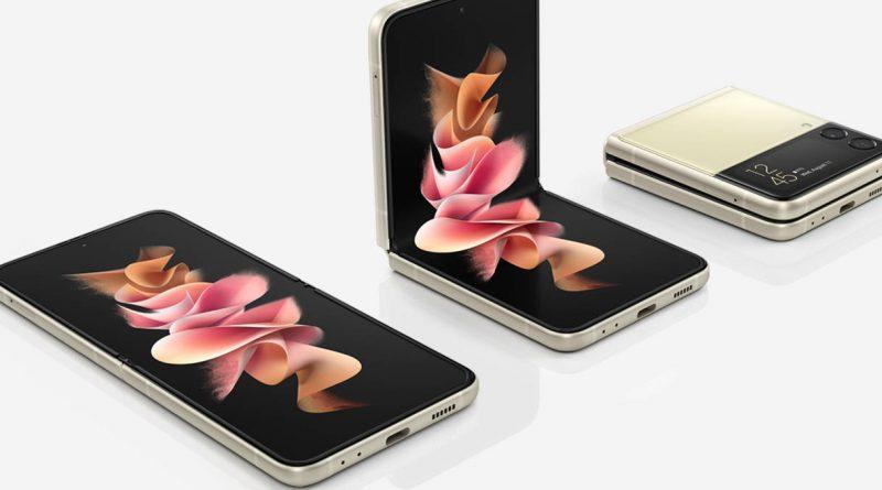 Samsung Galaxy Z Flip 3 Z Fold 3 personalizacja z Galaxy Studio