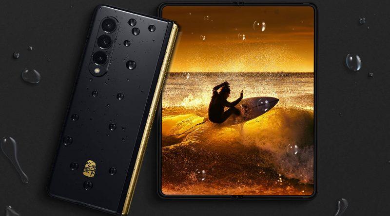 premiera skladany smartfon Samsung W22 5G cena specyfikacja techniczna