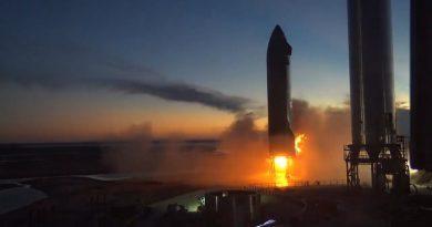 Elon Musk: Starship SN20 może odbyć lot orbitalny w listopadzie. SpaceX prowadzi testy